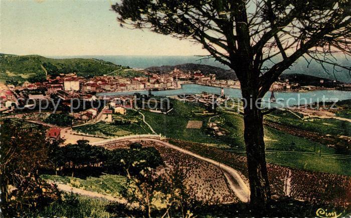 AK / Ansichtskarte Port Vendres Vue generale du port Kat. Port Vendres