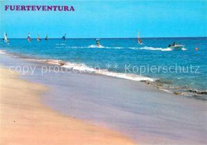 AK / Ansichtskarte Jandia Wassersport Kat. Fuerteventura Kanarische Inseln