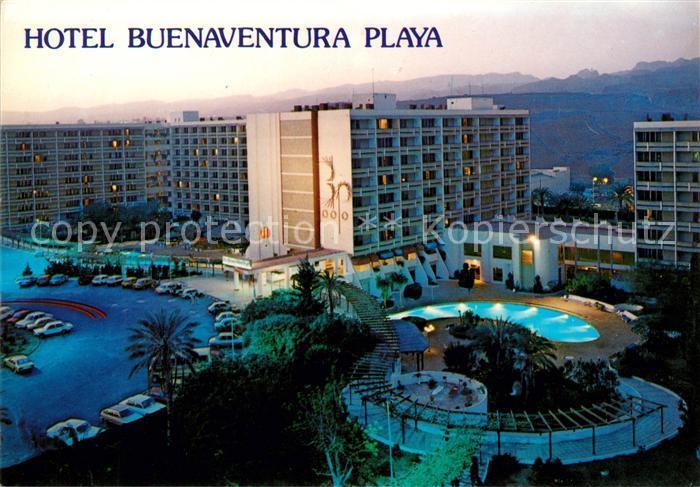 AK / Ansichtskarte Playa del Ingles Gran Canaria Hotel Buenaventura Playa Kat. San Bartolome de Tirajana