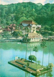 AK / Ansichtskarte Sri Lanka Kandy Lake Kat. Sri Lanka