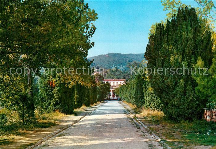AK / Ansichtskarte San Martino Isola d Elba Villa Napoleonica