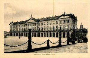AK / Ansichtskarte Santiago de Cuba Palacio Consistorial Kat. Kuba