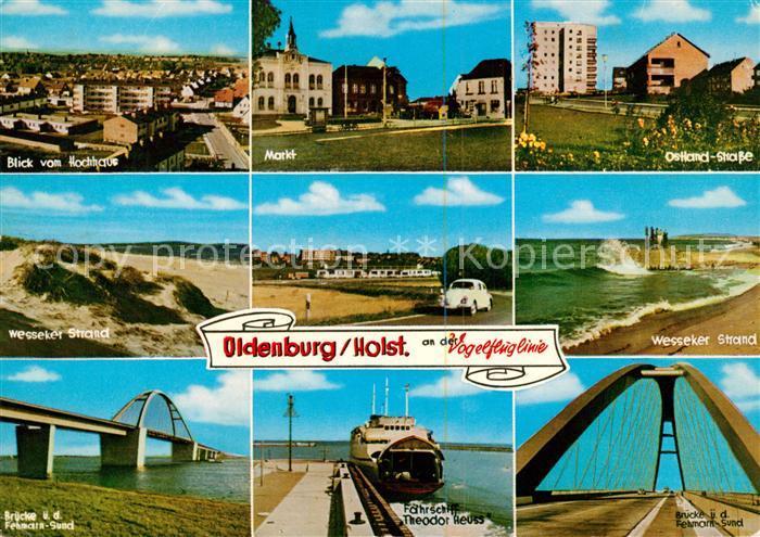 oldenburg in holstein u a markt ca 1980 nr 0064454 oldthing ansichtskarten deutschland. Black Bedroom Furniture Sets. Home Design Ideas
