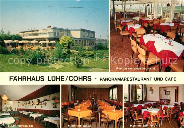 AK / Ansichtskarte Altes Land Restaurant Cafe  Kat. Jork