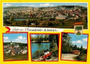 AK / Ansichtskarte Baumholder Nahe Panorama Westrich Kat. Baumholder