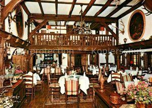 AK / Ansichtskarte Ascheberg Westfalen Hotel Jagdschloesschen Restaurant Kat. Ascheberg