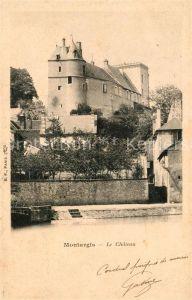 AK / Ansichtskarte Montargis Loiret Le Chateau Kat. Montargis