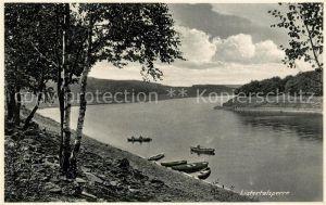 AK / Ansichtskarte Attendorn Listertalsperre Kat. Attendorn