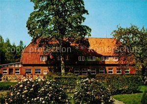 AK / Ansichtskarte Sieversen Gasthaus Pension Zur Erholung Kat. Rosengarten