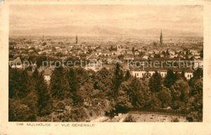 AK / Ansichtskarte Mulhouse Muehlhausen Panorama Kat. Mulhouse