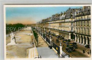 AK / Ansichtskarte Paris et ses Merveilles Rue de Rivoli Kat. Paris