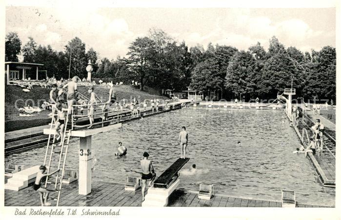 heeren werve freibad schwimmbad sprungturm kat kamen nr On bad rothenfelde schwimmbad