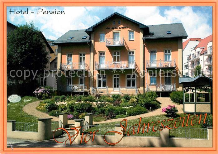 Hotel Pension Vier Jahreszeiten Bad Elster