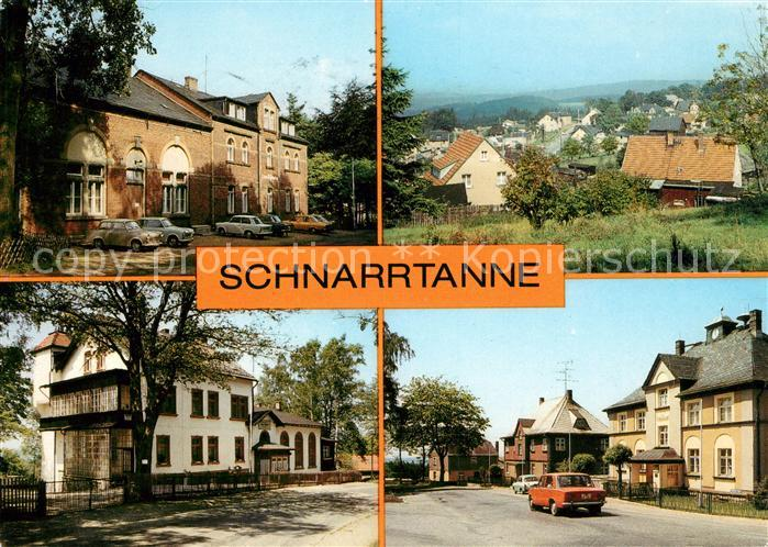 AK / Ansichtskarte Schnarrtanne Ferienheim VEB Nema Netzschkau Kinderkurheim Seid Bereit Rat Kat. Auerbach