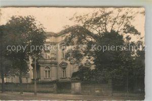 AK / Ansichtskarte Dresden Villa Kat. Dresden Elbe