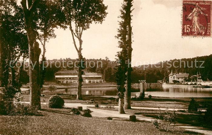 AK / Ansichtskarte Bagnoles de l Orne Casino du Lac Kat. Bagnoles de l Orne