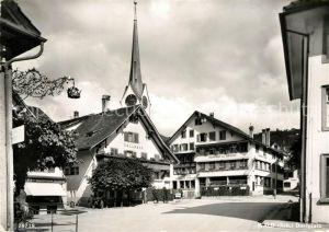 AK / Ansichtskarte Wald ZH Dorfplatz Kat. Wald ZH