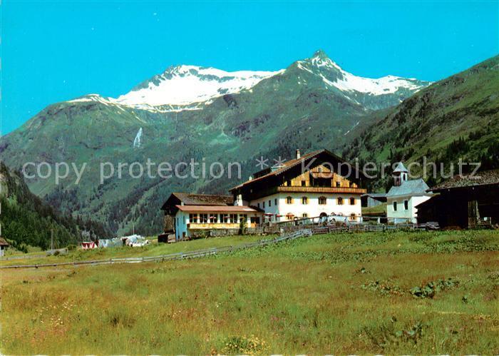 AK / Ansichtskarte Matrei Osttirol Tauernhaus Kat. Matrei in Osttirol
