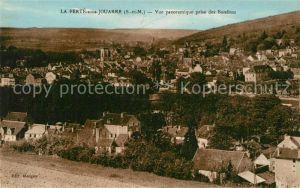 AK / Ansichtskarte La Ferte sous Jouarre Vue panoramique prise des Bondons Kat. La Ferte sous Jouarre