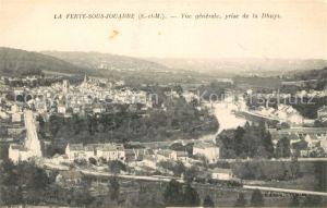 AK / Ansichtskarte La Ferte sous Jouarre Vue generale prise de la Dhuys Kat. La Ferte sous Jouarre