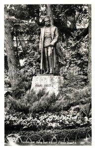 AK / Ansichtskarte Franz Josef I. Kaiser von oesterreich Denkmal Innsbruck Bergisel  Kat. Koenigshaeuser