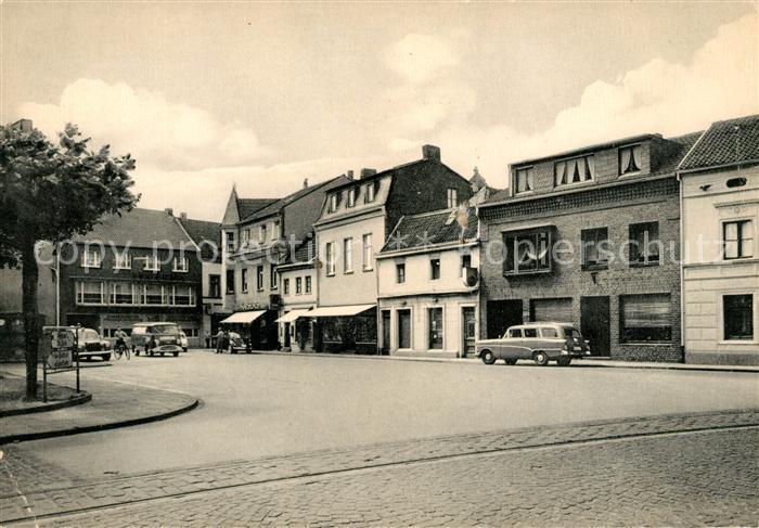 AK / Ansichtskarte Willich Markt Kat. Willich