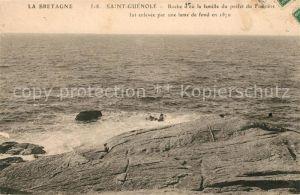 AK / Ansichtskarte Saint Guenole Panorama Cote en Bretagne Kat. Frankreich