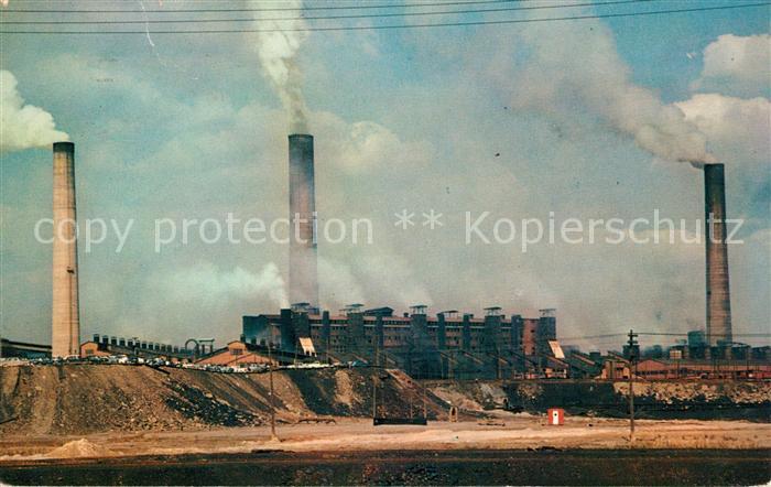 AK / Ansichtskarte Sudbury Ontario Copper Cliff Smelter  Kat. Sudbury