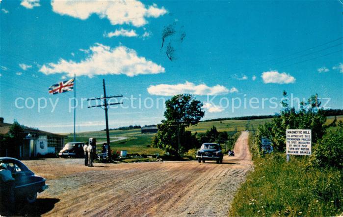 AK / Ansichtskarte Moncton Magnetic Hill Kat. Moncton