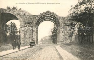 AK / Ansichtskarte Maintenon Aqueduc et Route de Gallardon Kat. Maintenon