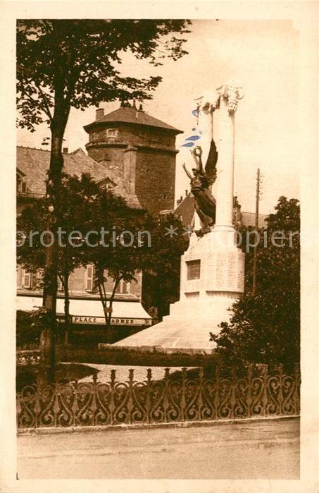 AK / Ansichtskarte Rodez Monument de la Victoire Kat. Rodez