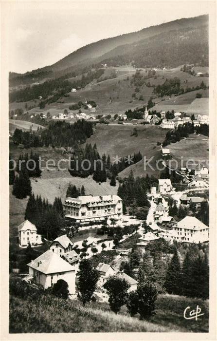 AK / Ansichtskarte Saint Pierre de Chartreuse Vue sur la Diat et le Village