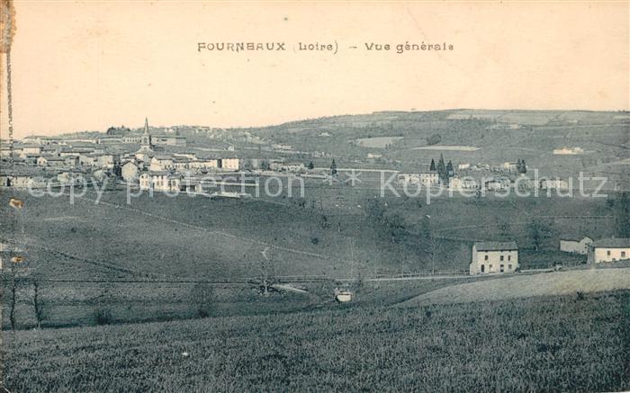 AK / Ansichtskarte Fourneaux Loire Vue generale Kat. Fourneaux