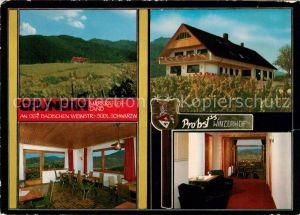 AK / Ansichtskarte Grunern Probst Winzerhof Straussi Kat. Staufen im Breisgau