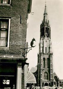 Delft Nieuwe Kerk Kat. Delft