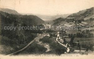 AK / Ansichtskarte Le Mont Dore Vallee de la Dordogne vue de la Route de Clermont Kat. Mont Dore