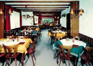 AK / Ansichtskarte Kirchzarten Gasthaus Pension Lerche Kat. Kirchzarten