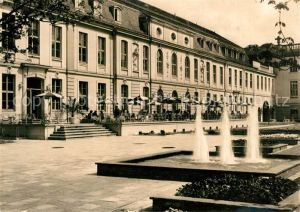 AK / Ansichtskarte Berlin Operncafe Wasserspiele Hauptstadt der DDR Kat. Berlin