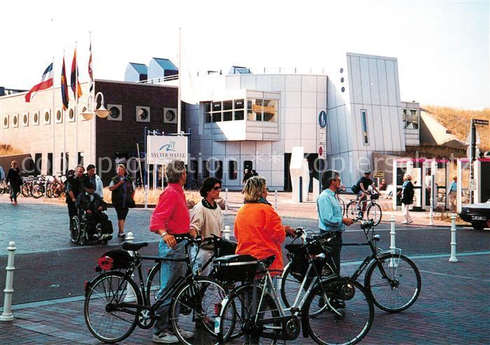 AK / Ansichtskarte Westerland Sylt Sylter Welle Freizeitbad Kat. Westerland