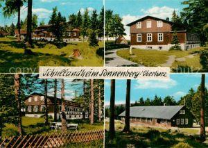 AK / Ansichtskarte St Andreasberg Harz Schullandheim Sonnenberg am