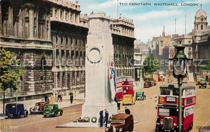 AK / Ansichtskarte London Cenotaph Whitehall Kat. City of London