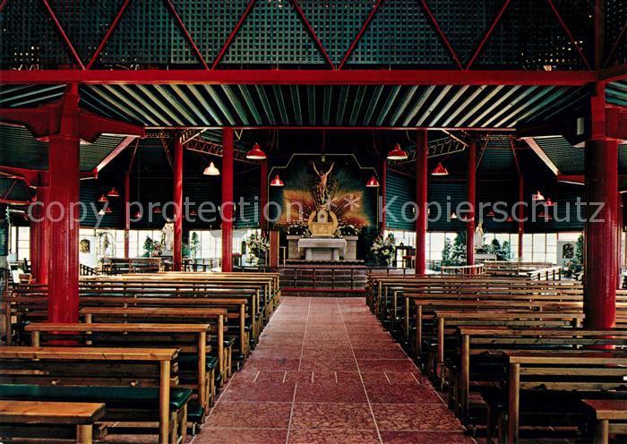 AK / Ansichtskarte Wigratzbad Herz Jesu Maria Suehnekirche Kat. Opfenbach