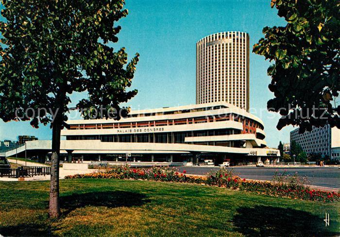 AK / Ansichtskarte Paris Palais des Congres Kat. Paris
