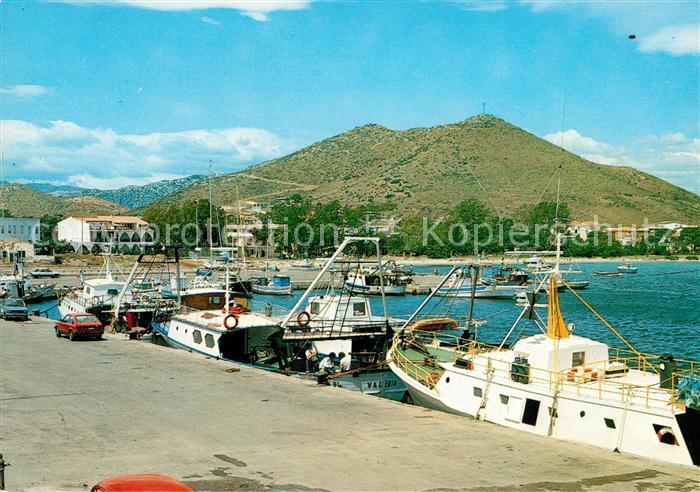 AK / Ansichtskarte La Calera Hafen Kat. La Calera