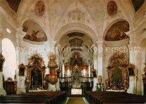 AK / Ansichtskarte Rinchnach Katholische Pfarrkirche Kat. Rinchnach