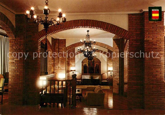 AK / Ansichtskarte Logrono Parador Nacional Hotel Calahorra Kat. Logrono