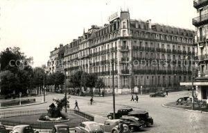 AK / Ansichtskarte Dijon Cote d Or Place Darcy Hotel de la Cloche Kat. Dijon