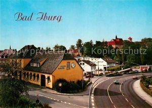 AK / Ansichtskarte Bad Iburg Panorama Kat. Bad Iburg