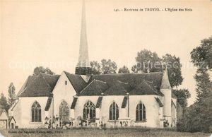 AK / Ansichtskarte Troyes Aube Eglise des Nocs Kat. Troyes