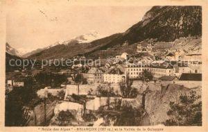 AK / Ansichtskarte Briancon Route des Alpes et la Vallee de la Guisanne Kat. Briancon